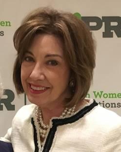 Kate Perrin, Past WWPR President 1992