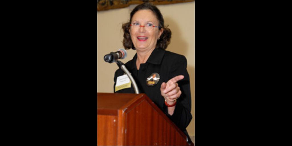 2008 Woman of the Year Award Winner Marilynn Deane Mendell