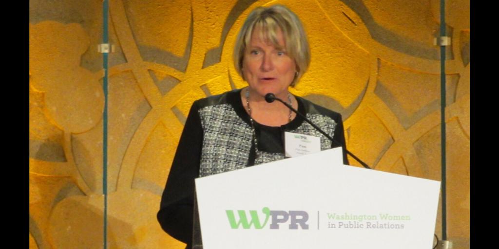 2013 Woman of the Year Award Winner Pam Jenkins