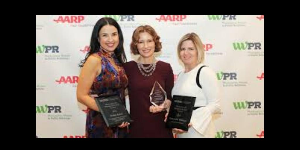 2017 Woman of the Year Award Finalists Kathy Baird, Amy DeMaria and Samantha Villegas