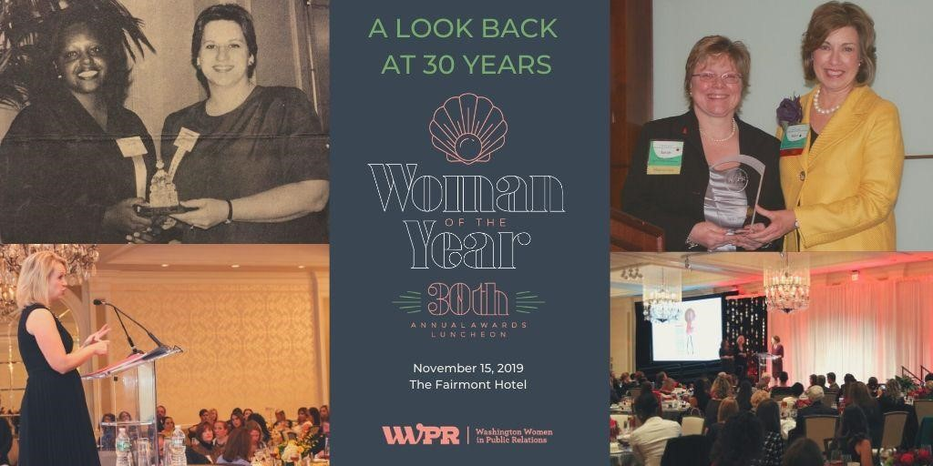 A look back at 30 years of WWPR Woman of the Year